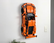 Load image into Gallery viewer, Wall-mounting bracket for Technic Porsche 911 GT3 RS (Set 42056)