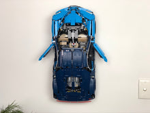Load image into Gallery viewer, Wall-mounting bracket for Technic Bugatti Chiron (Set 42083)