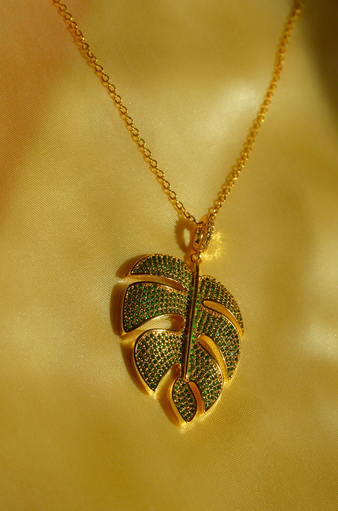 ISLAND GIRL NECKLACE- 24K GOLD FILLED