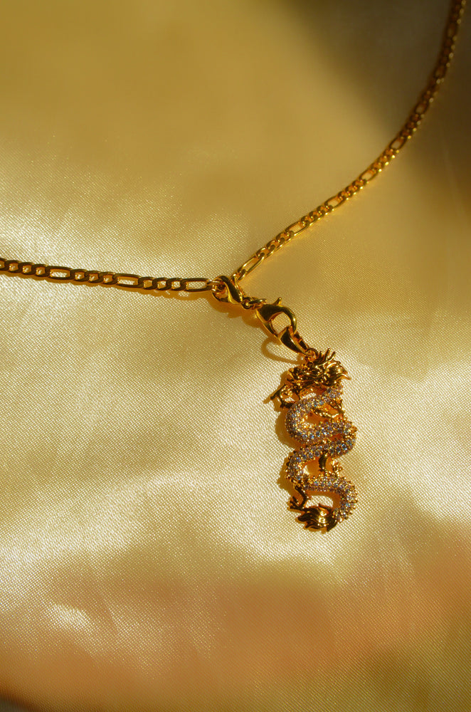 Load image into Gallery viewer, WAIST CHAIN CHARMS-GOLD FILLED (ADD ONS)