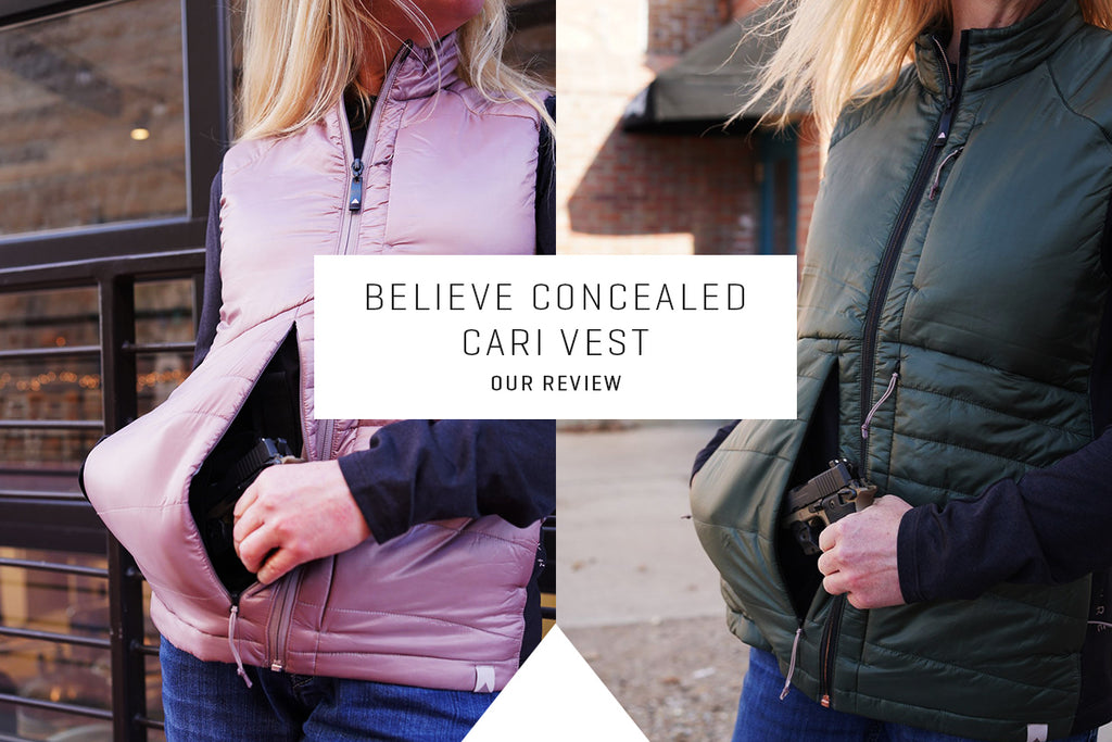 Reviewing the Concealed Cari Vest