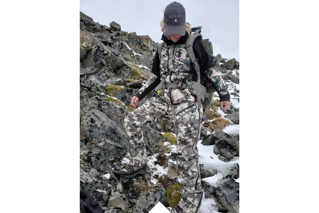 Yukon Dall Sheep Hunt