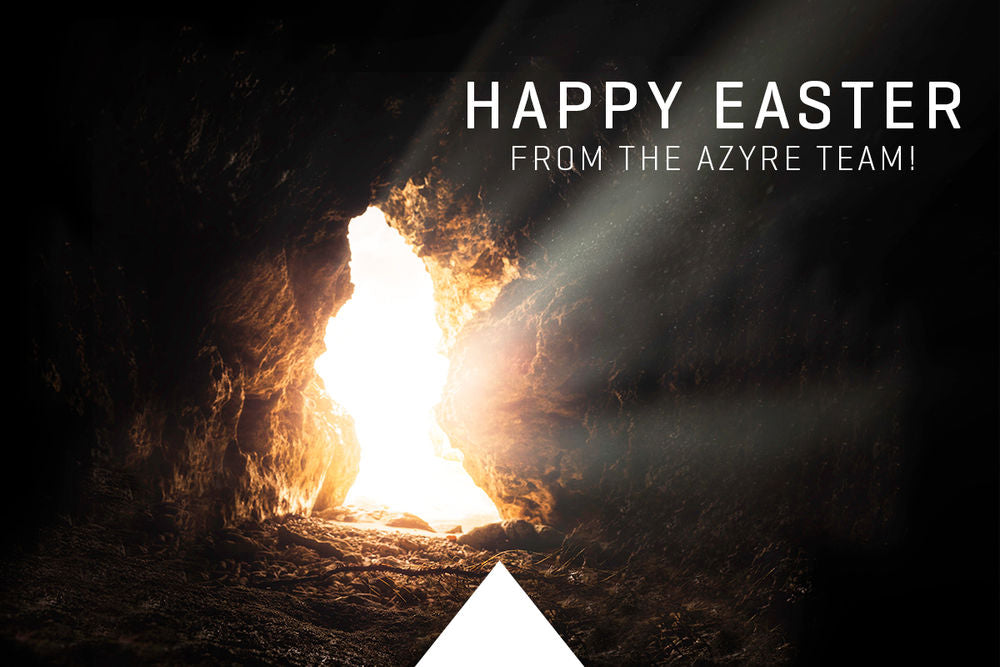 Happy Easter from the Azyre Team!