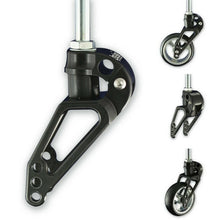 Frog Legs Suspension Forks for Wheelchairs
