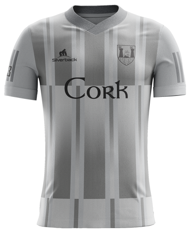 Cork Grey Football Jersey