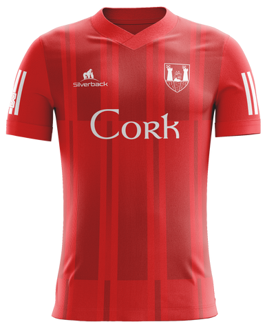 Cork Red Football Jersey