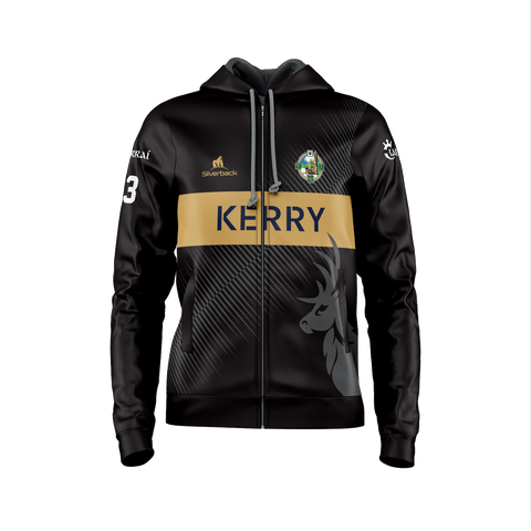 Kerry - O'Keeffe Football Silverback Clothing Range - Hoodie