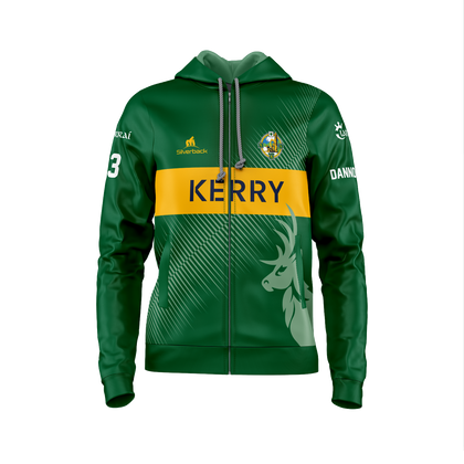 Kerry - O'Keeffe Football Silverback Clothing Range - Hoodie (Danno O'Keeffe)