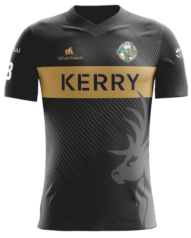 Kerry - O'Keeffe Football Silverback Clothing Range - Jersey