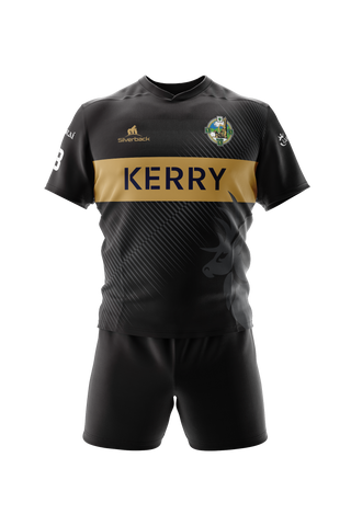 Kerry - O'Keeffe Football Silverback Clothing Range - Rugby Shirt