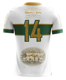 Tipperary Football, B100dy Sunday Commemorative Jersey - White and Green