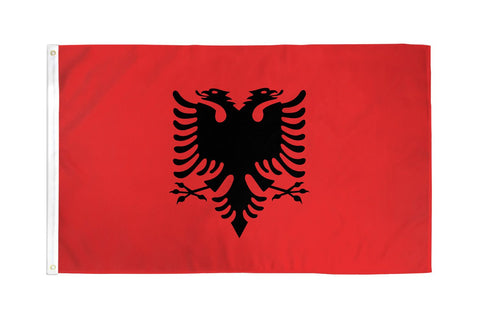 Albania Polyester Flags