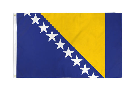 Bosnia Polyester Flags