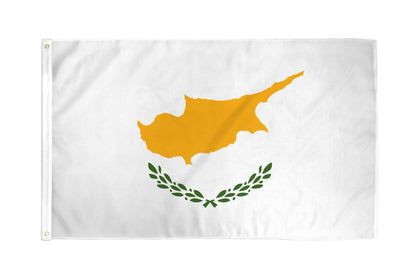 Cyprus Polyester Flags