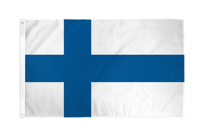 Finland Polyester Flags
