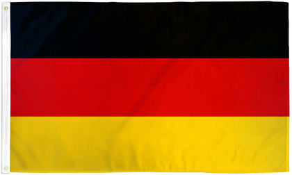 Germany Polyester Flags
