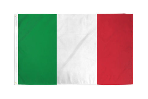 Italy Polyester Flags