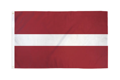Latvia Polyester Flags