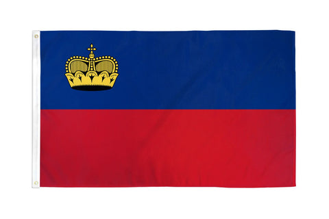 Liechtenstein Polyester Flags