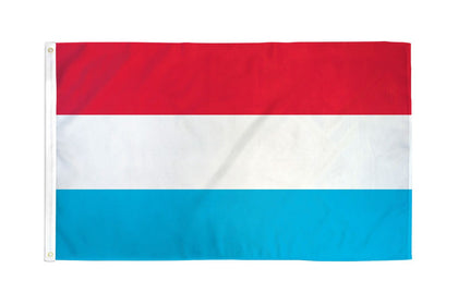 Luxembourg Polyester Flags