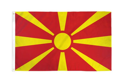 Macedonia Polyester Flags