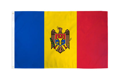 Moldova Polyester Flags