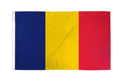 Romania Polyester Flags