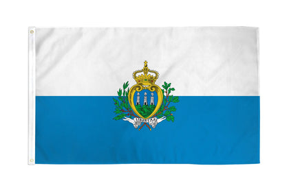 San Marino Polyester Flags
