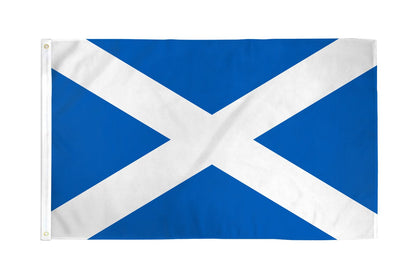 Scotland Polyester Flags