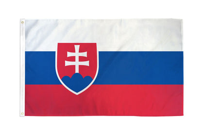 Slovakia Polyester Flags