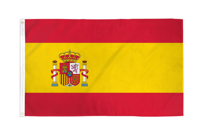Spain Polyester Flags
