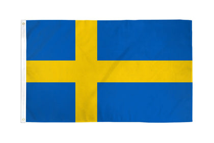 Sweden Polyester Flags