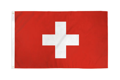 Switzerland Polyester Flags