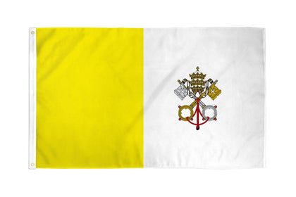 Vatican City Polyester Flags