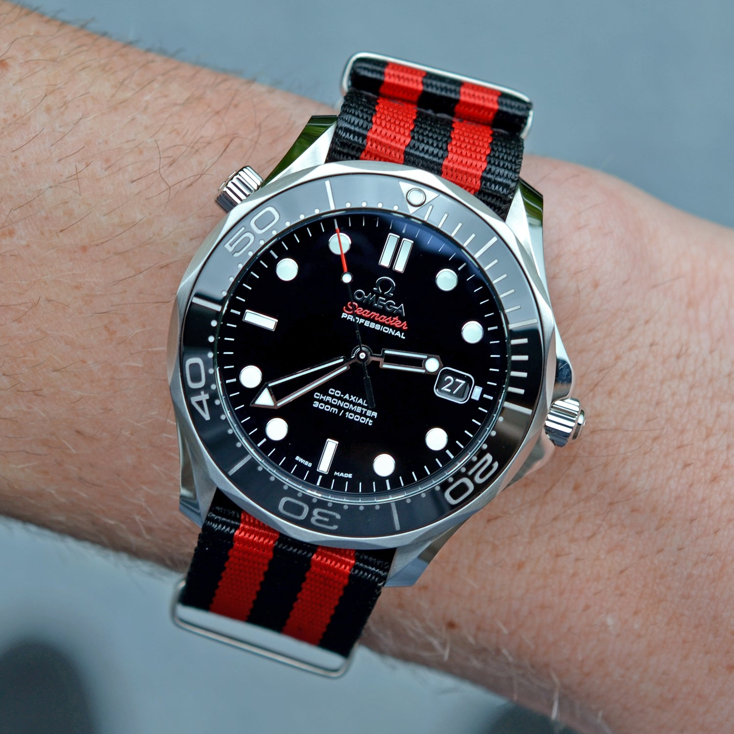 The NATO G10 Watch Strap - Where did it come from?