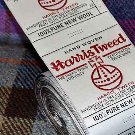 Stuff we love - Harris Tweed