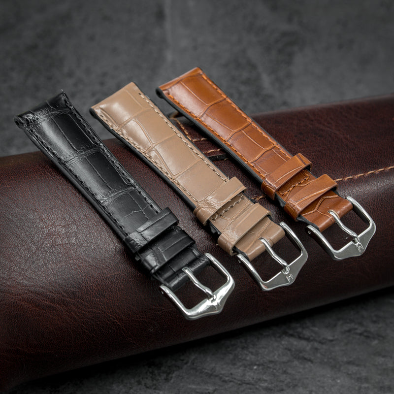 Closer Look: Hirsch Ian Performance Watch Strap