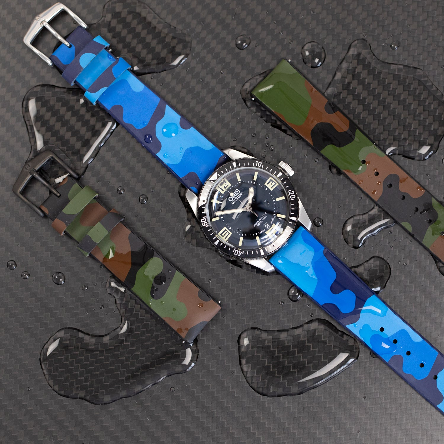 Hirsch JOHN - The latest Performance Watch Strap by Hirsch