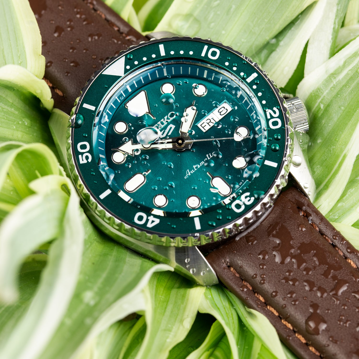 Rios1931 Off Shore is a classic looking water-resistant strap