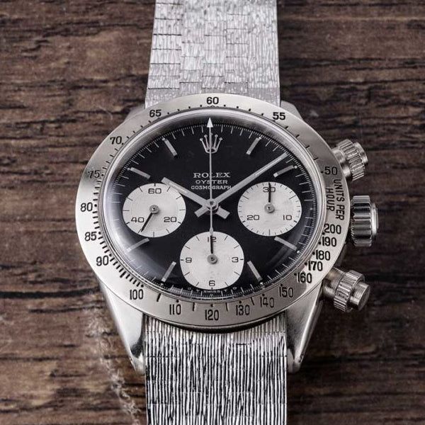 The Rarest Rolex ever Sold at Auction?