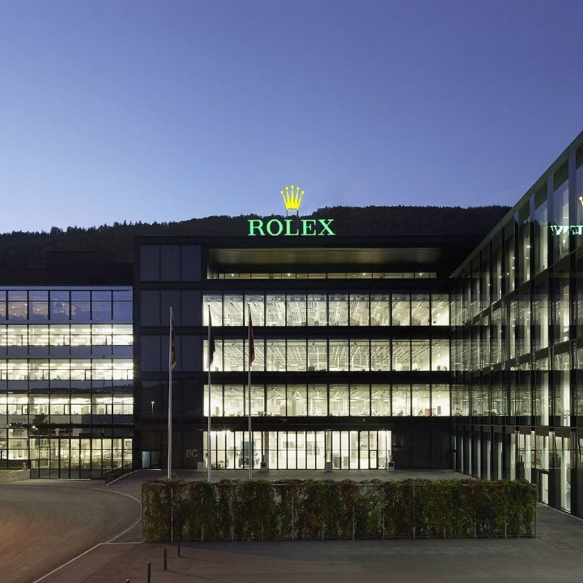 Rolex Distribution Sales show 23% Increase On Last Year