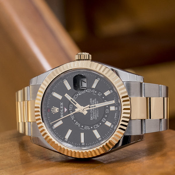 Closer Look : Rolex Sky-Dweller