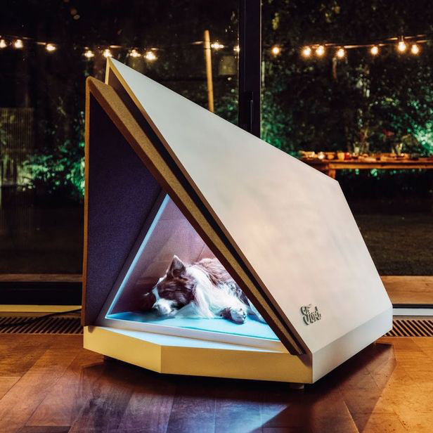 Stuff we like: Ford's noise cancelling kennel