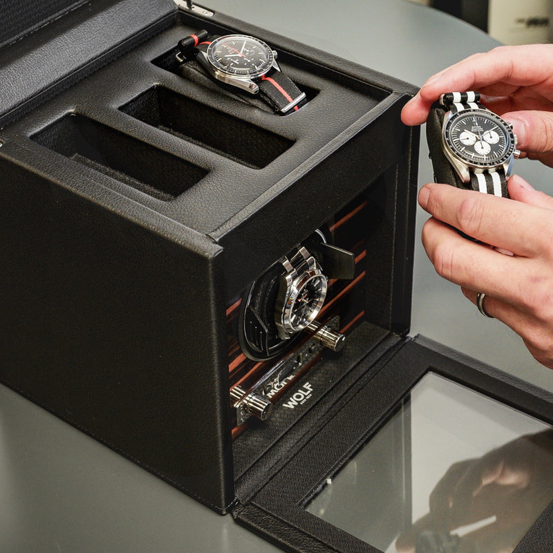 Closer Look: WOLF Roadster Watch Winders