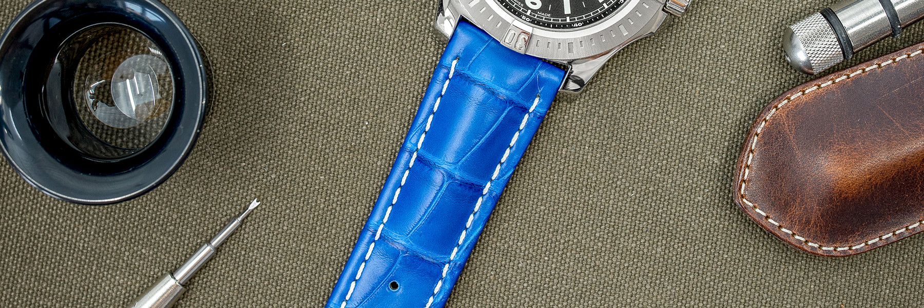 Royal Blue Watch Straps