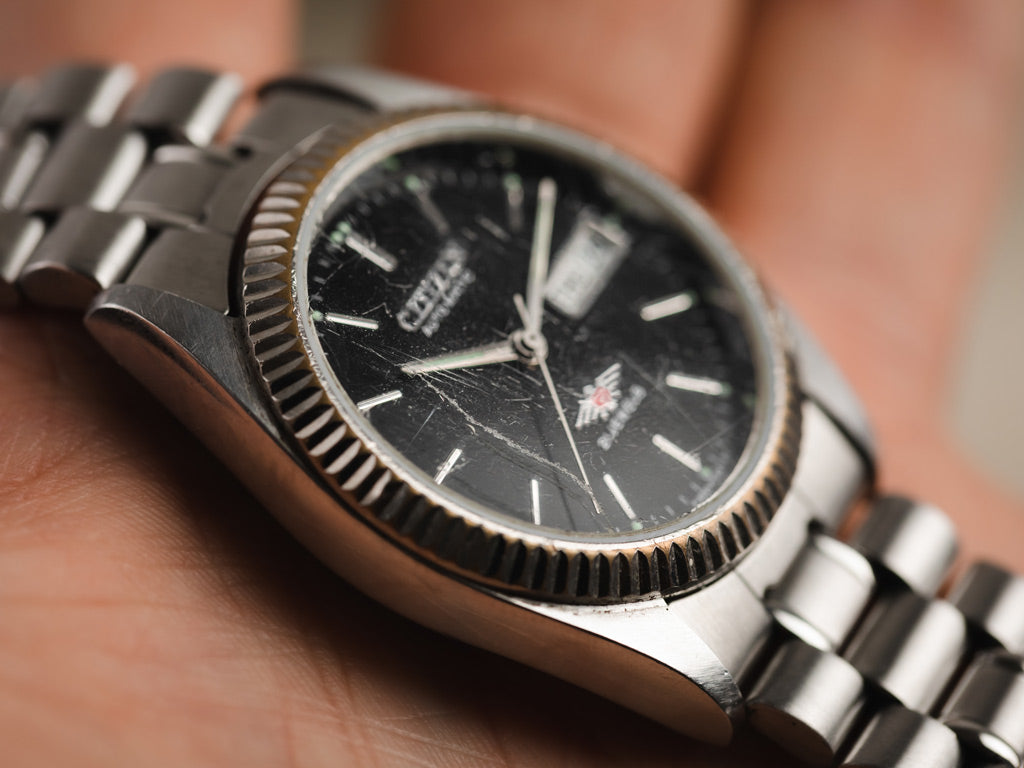 can you fix scratched watch glass?