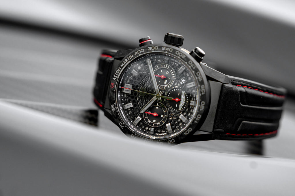 Tag Heuer Aston Martin Limited Edition