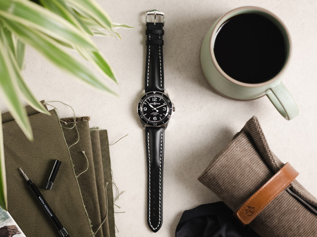 how to soften a leather watch strap