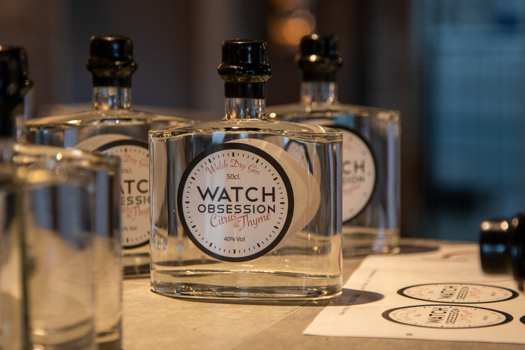 WatchObsession's Citrus & Thyme gin from In The Welsh Wind