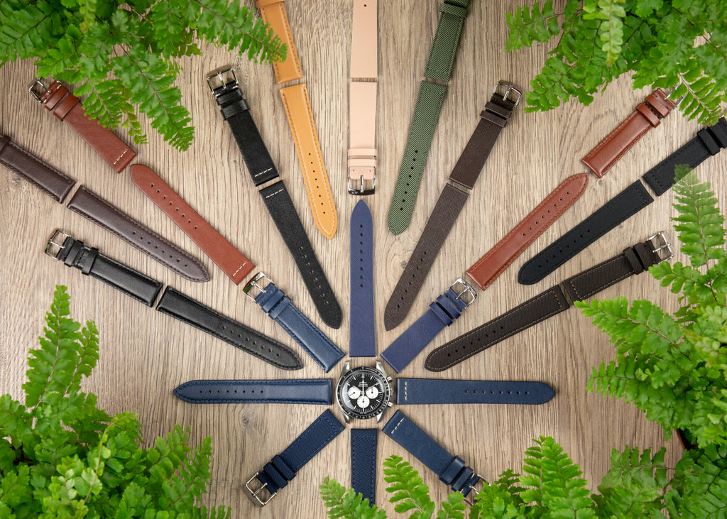 Save the Nature watch strap collection by Morellato